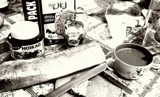 P'tit Déj - Frühstück